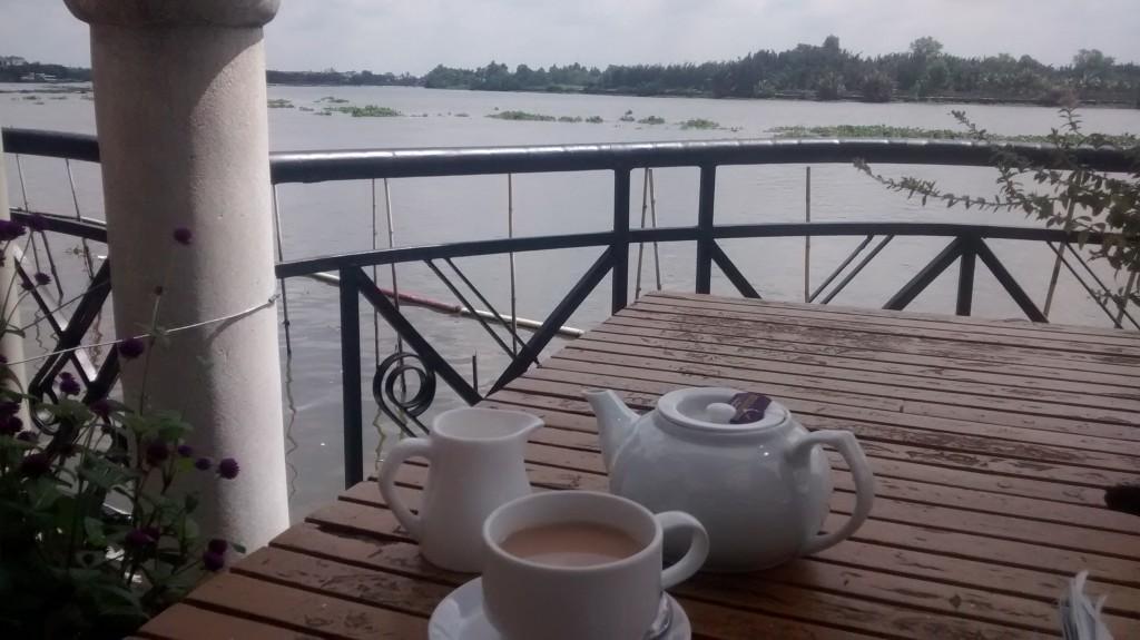 Meeting on the Mekong