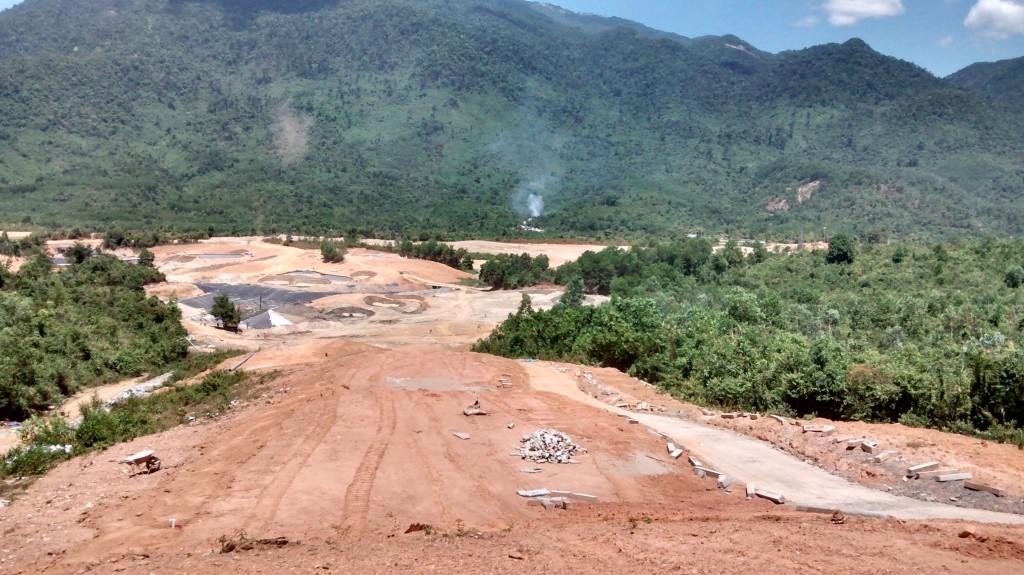 Visting Ba Na Hills - new IMG design outside of Da Nang