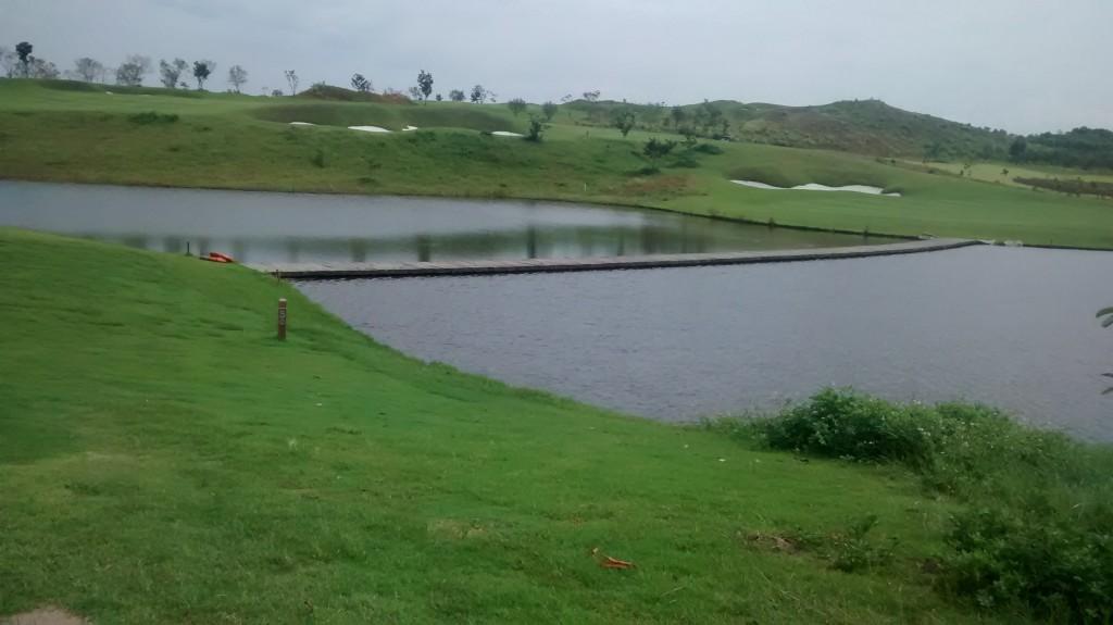 Morning visit to Skylake Golf Club