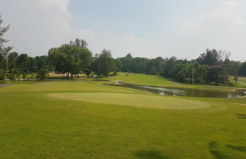 architecture course essay golf some